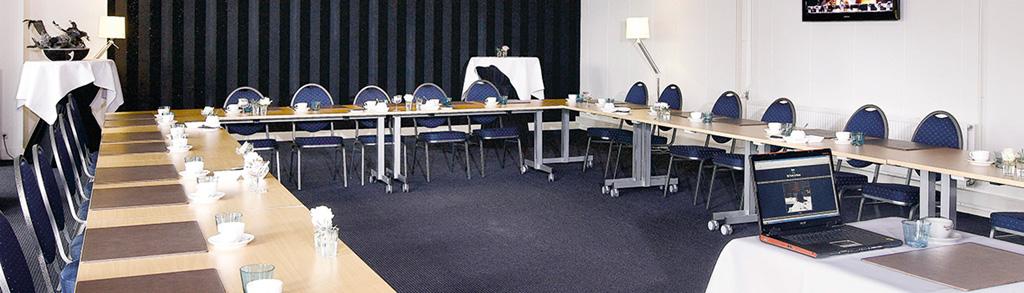 Vergaderarrangementen - business meetings