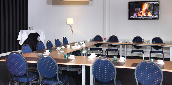 Vergaderarrangementen - business meetings