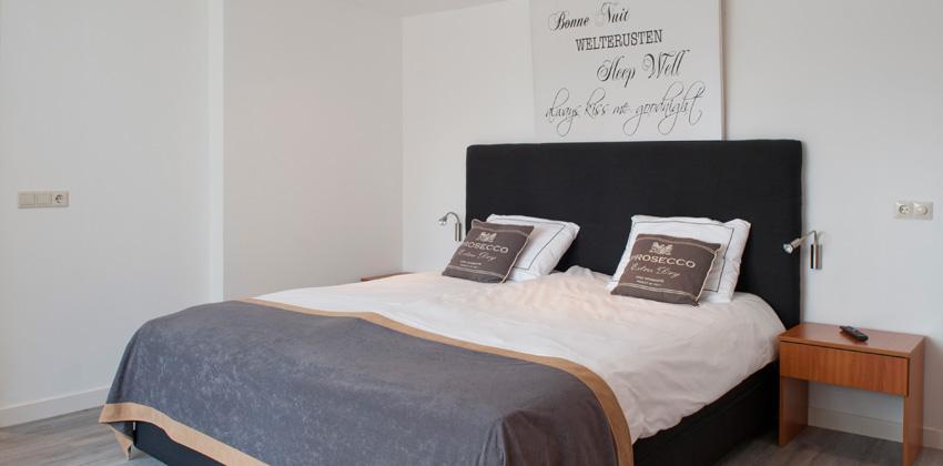Hotelkamers - Hotel het Wapen van Delden