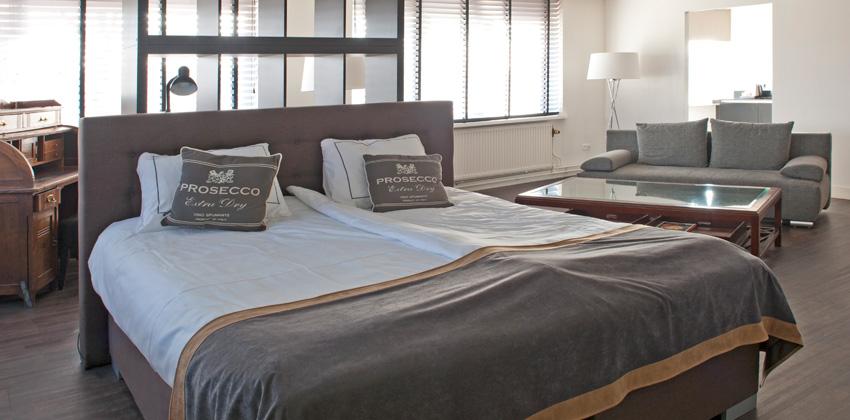 Familiekamers - Hotel het Wapen van Delden