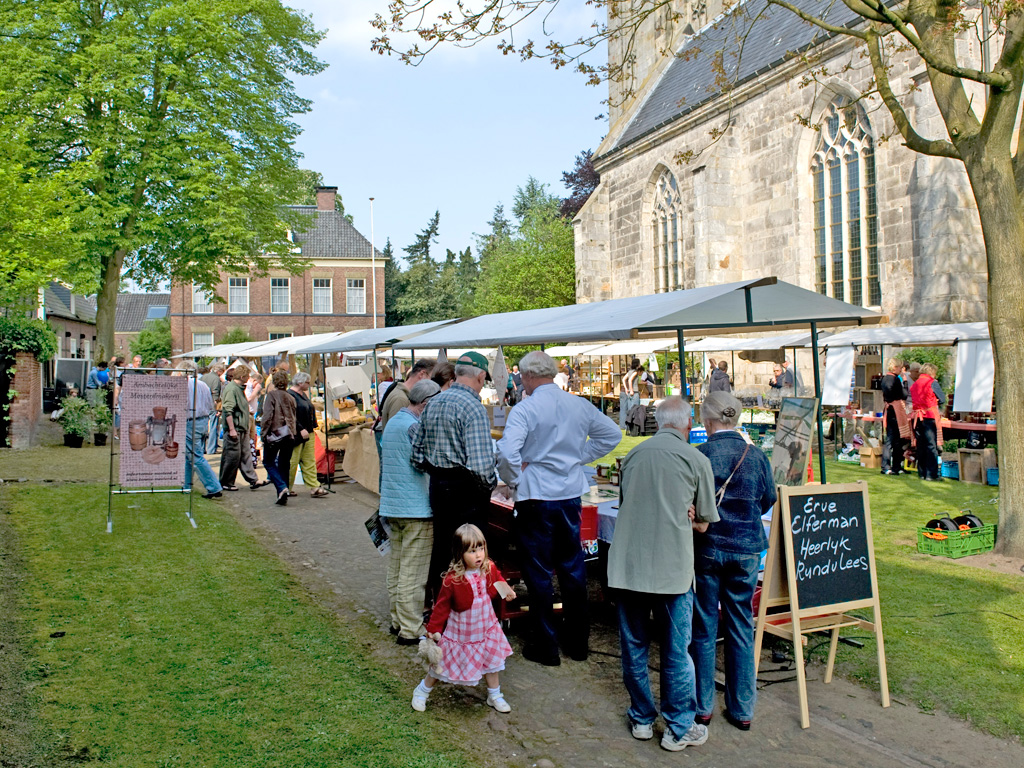 Streekmarkt Delden