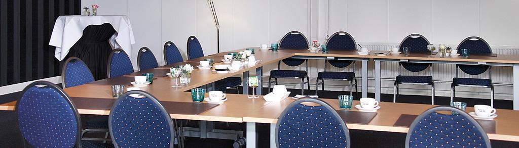 Vergaderenruimten - het Wapen van Delden