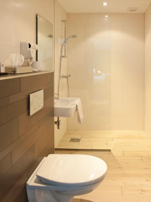 Badkamer - Hotel het Wapen van Delden