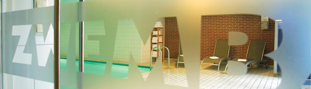 Zwembad - Hotel het Wapen van Delden