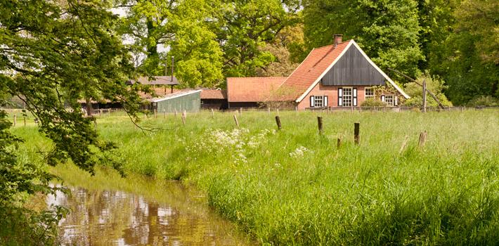 Twentse boerderijen - landgoed Twickel